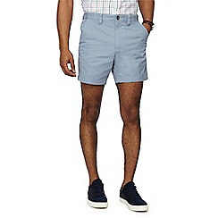 Maine New England - Big and tall light blue skipper shorts