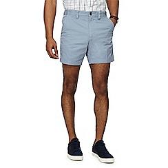 Maine New England - Big and tall light blue skipper shorts