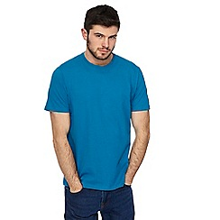 Maine New England - Blue crew neck t-shirt