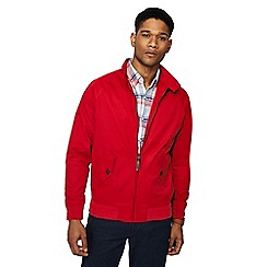 Maine New England - Red jacket