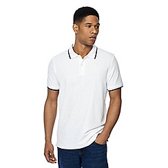 Maine New England - Pack of 2 white tipped polo shirts