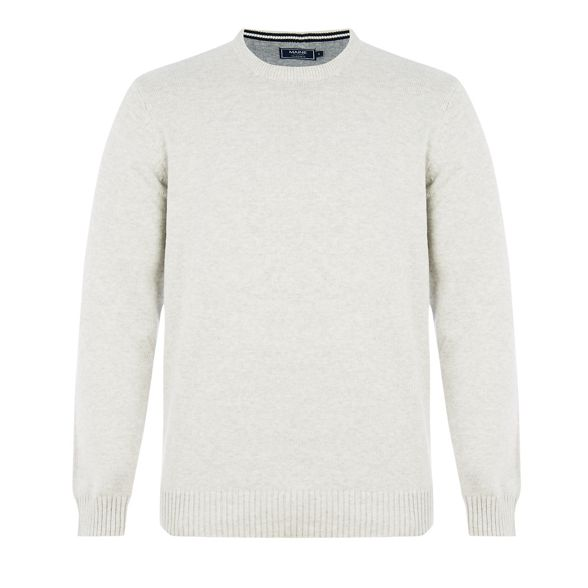 and neck tall New crew jumper England Maine natural Big wItnP00q