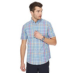 Maine New England - Multi-coloured checked shirt