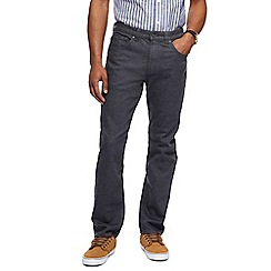 Maine New England - Grey straight leg jeans