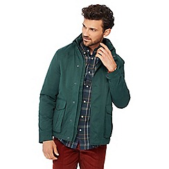 Maine New England - Big and tall dark green jacket