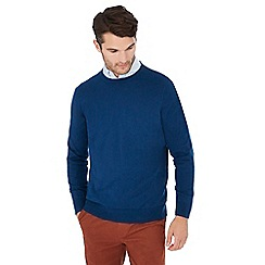 Maine New England - Blue crew neck jumper
