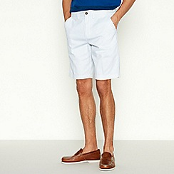 Maine New England - White Dash Chino Shorts