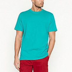 Maine New England - Big and tall bright green cotton t-shirt
