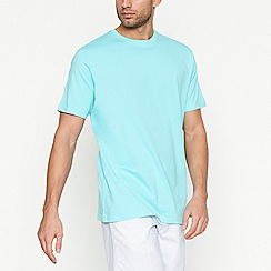 Maine New England - Aqua cotton t-shirt