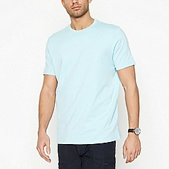 Maine New England - Big and tall pale green cotton t-shirt