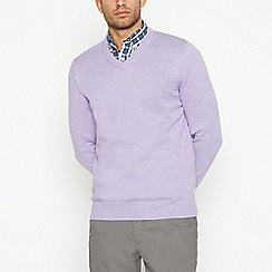 Maine New England - Lilac Cotton Jumper