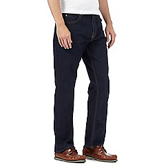 Maine New England - Dark blue regular fit jeans