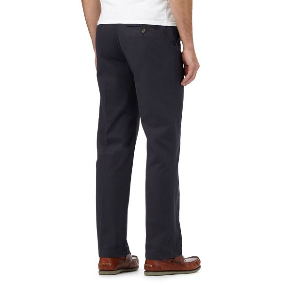 Big navy fit Maine micro regular New chinos dot striped tall and England qSxwfEvxXR