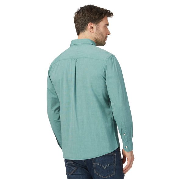green tall shirt Maine sleeved long and New England Big 4WqXOF
