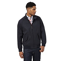 Maine New England - Navy Harrington jacket