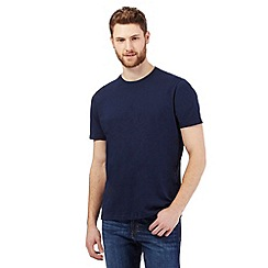 Maine New England - Big and tall navy crew neck t-shirt