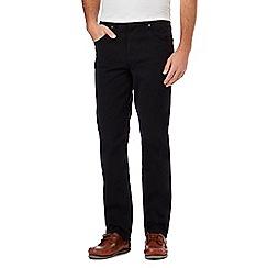 Maine New England - Black straight leg jeans
