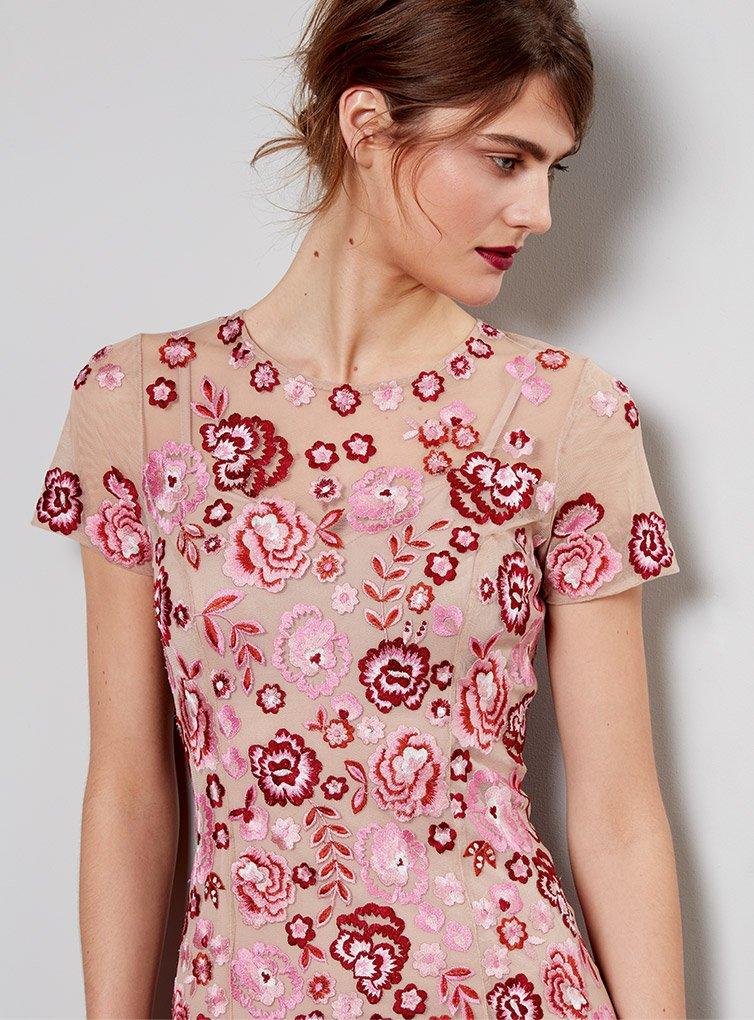Bonito Vestidos De Boda Debenhams Ideas - Colección del Vestido de ...