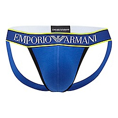 Emporio Armani - Blue Magnum jockstrap
