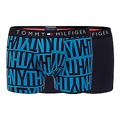 Tommy Hilfiger - Pack of two navy assorted trunks
