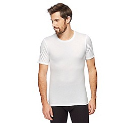 Maine New England - White thermal t-shirt