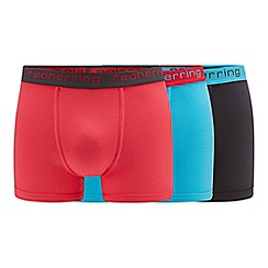 Red Herring - 3 pack assorted hipster trunks