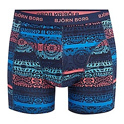 Bjorn borg - Multi-coloured Aztec print trunks