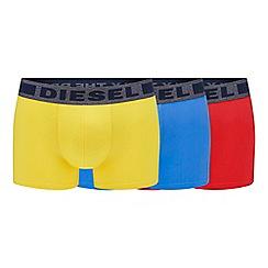 Diesel - 3 pack assorted boxer trunks