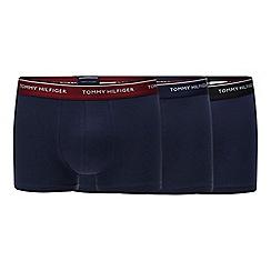 Tommy Hilfiger - 3 pack navy trunks