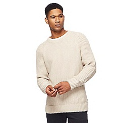 Mantaray - Off white textured jumper