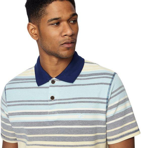 polo shirt striped Yellow variegated Mantaray RCqnTwpxxg