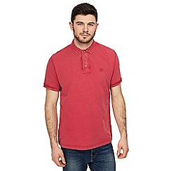 Mantaray - Red polo shirt