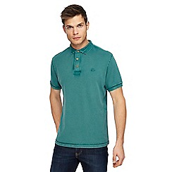 Mantaray - Green polo shirt