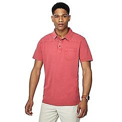 Mantaray - Red polo shirt