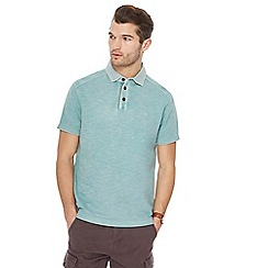 Mantaray - Pale green polo shirt
