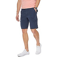 Mantaray - Big and tall navy shorts