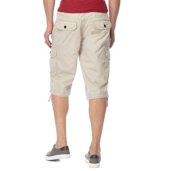 Mantaray slub and shorts natural tall Big pTzpO