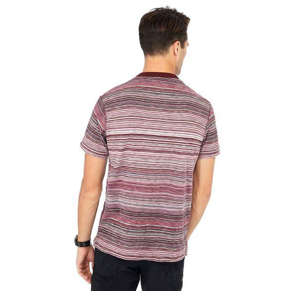 t print wine Mantaray and tall stripe Big cotton shirt 0qXqFTx1w
