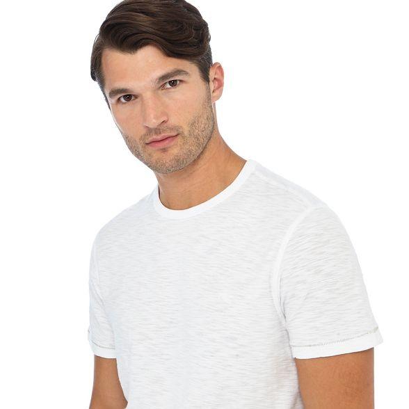 White neck Mantaray shirt crew t qd8vx8FUw