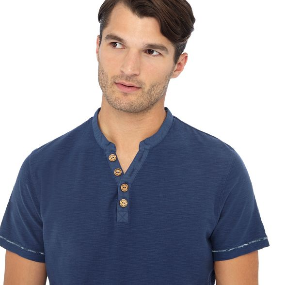 neck Mantaray shirt Y Navy t v8E87q