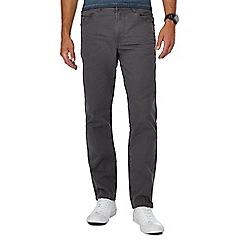Mantaray - Grey straight fit jeans