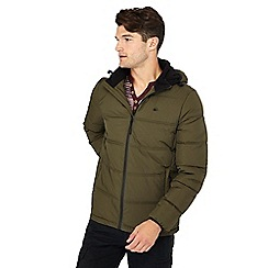 Mantaray - Khaki padded coat