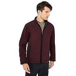 Mantaray - Wine softshell jacket