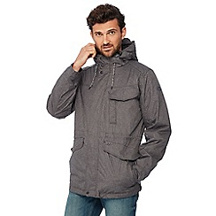 Mantaray - Grey shower resistant 3-in-1 jacket