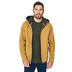 Mantaray - Big and tall gold hooded tech fleece