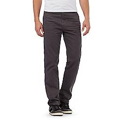 Mantaray - Light grey straight leg trousers