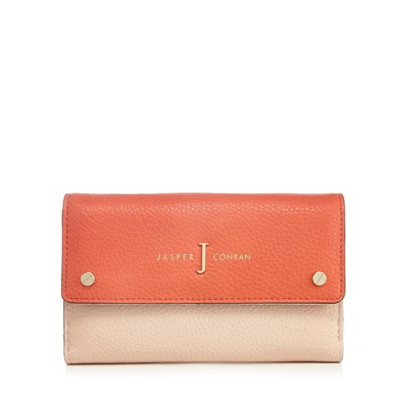 Conran Jasper block Light purse by pink J colour ARqaww