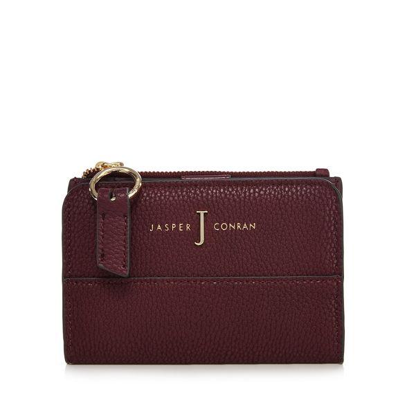 Plum Conran by fold J Jasper purse over small zBqHxtw