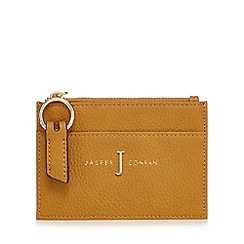 J by Jasper Conran - Mustard coin purse