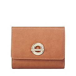 The Collection - Tan medium purse